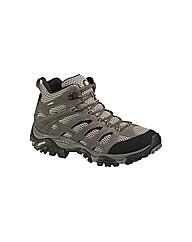 Merrell Moab Mid Gtx Shoe