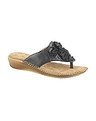 Hush Puppies LAZE TOE POST_FL