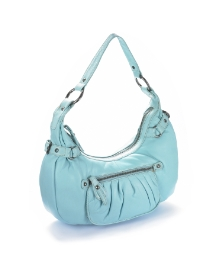 Lili Bou Soft Leather Small Scoop