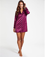Satin Nightshirt