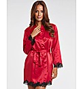 Siren Satin Robe