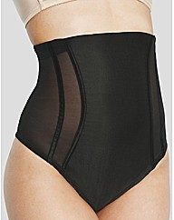 Retro Sculpt High Waist Thong