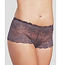 Figleaves D - G Essential Lace Short