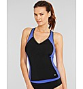 Glide D- G Performance Tankini Top