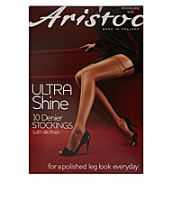10 Denier Ultra Shine Stockings