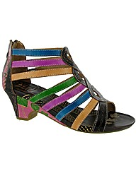 Riva Elfin Multi Leather Sandal