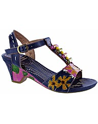Riva Shine Multi Leather Sandal