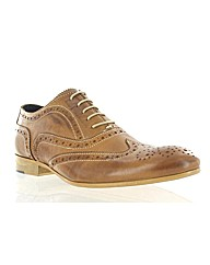 Marta Jonsson tan leather shoe