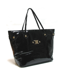 Marta Jonsson patent leather bag