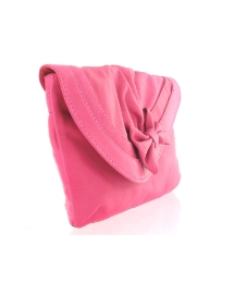 Marta Jonsson pink leather bag