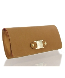 Marta Jonsson tan leather bag