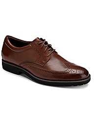 Rockport Oak Circle Wingtip