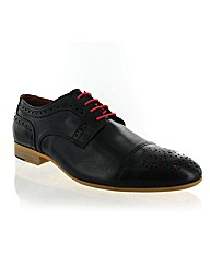 Marta Jonsson black leather shoe