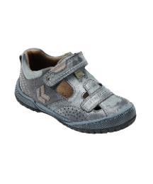 Start-rite Scout Grey Fit F Shoes