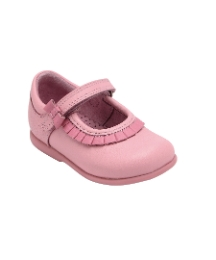 Start-rite Coco Pink Leather Fit F Shoes