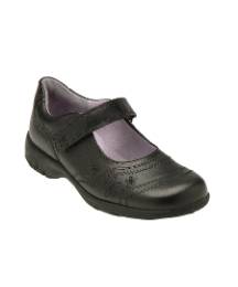 Start-rite Venus Bk Leather Fit F Shoes
