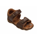 Start-rite Nugget Brown Fit F Sandal