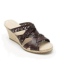 Rockport Emily Laser Cut Slide