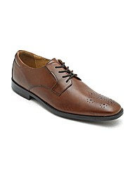 Rockport Oakroom Perfed Plaintoe
