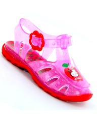 Hello Kitty Cute Jelly Sandal