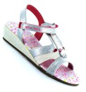 Hello Kitty Bay Wedge Sandal