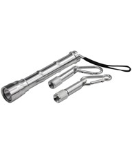 Yellowstone Aluminium Torch Triple Pack