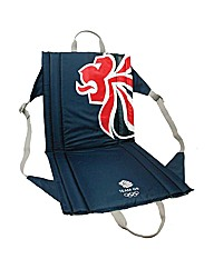 London 2012 Folding Stadium Seat Mat