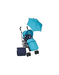 Mamas and Papas Swirl Pushchair Package