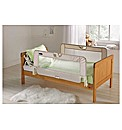 BabyStart Double Bed Rail - Natural