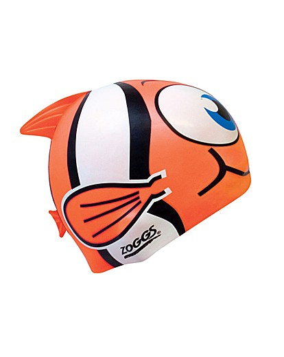 Zoggs Character Cap Goldfish