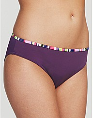 Purple Haze Classic Bikini Brief