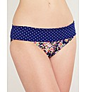 Prairie Girl Fold Bikini Brief