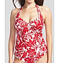 Tobago Underwired Halter Tankini Top