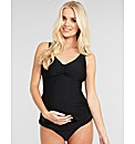 Belle Maternity Tankini Set