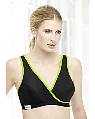 Glamorise Sport Active Comfort Wrap Bra