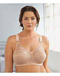Classic Lace Soft Cup Support Bra
