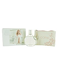 Pure DKNY 50ml Eau de Parfum + Purse Set