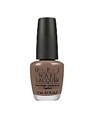 OPI Over The Taupe 15ml Nail Polish