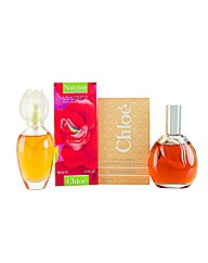 Chloe 50ml Edt and Narcisse 50ml Edt