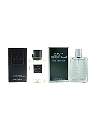 Beckham Essence 50ml and Instinct 30ml