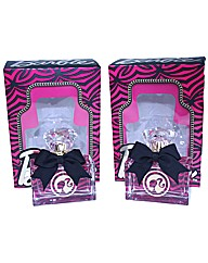 Barbie What A Doll 50ml BOGOF