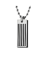 Stainless Steel Gents Fancy Dog Tag