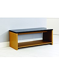 Prague High Gloss 3 Coffee Table - Black