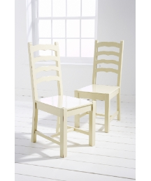 Set of 2 Toulouse Dining Chairs