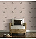 Graham & Brown Essence Alium Wallpaper