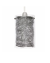 Scribble Wire Easy Fit Glass Shade