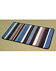 Blue Stripe Playmat