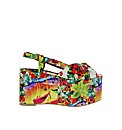 Iron Fist Hellwaiin Holiday Flat Sandal