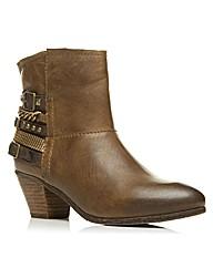 Moda in Pelle Bronti Short Boots