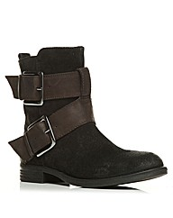 Moda in Pelle Brunah Short Boots